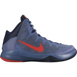 Обувь баскетбольная Nike Zoom Without A Doubt 749432-404 - фото 8197
