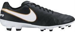 Бутсы Nike Tiempo Genio Leather II (FG) 819213-010 - фото 8229