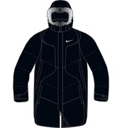 Куртка зимняя Nike Mens Down Snorkel Jacket 215469-010