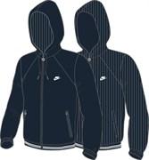 Куртка ветрозащитная Nike REVERSIBLE JACKET 341943-405