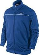 Куртка разминочная Nike HUSTLE KNIT JACKET 382859-493
