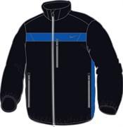 Куртка демисезонная Nike INTENSITY WR THERMAL JACKET 401948-015