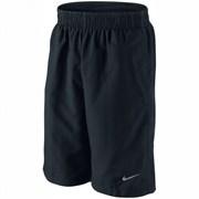Шорты тренировочные Nike BASIC WOVEN MED SHORT 432900-015