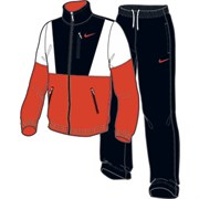 Костюм спортивный Nike REG CL C-BLOCKED WOVEN WARM UP 533082-801