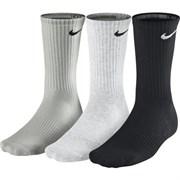 Носки Nike Cotton Cushion (3PPK) SX4700-901