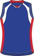 Майка волейбольная Ronix 268-4326