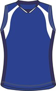 Майка волейбольная Ronix 268-4350