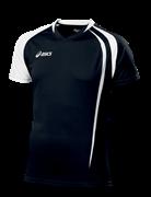 Майка волейбольная Asics T-SHIRT FAN MAN T750Z1-9001
