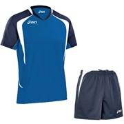 компл волейбольный  (майка+шорты) Asics SET TIGER MAN T228Z1-4350