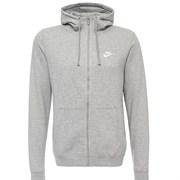 Толстовка Nike NSW HOODIE FZ FLC CLUB 804389-063