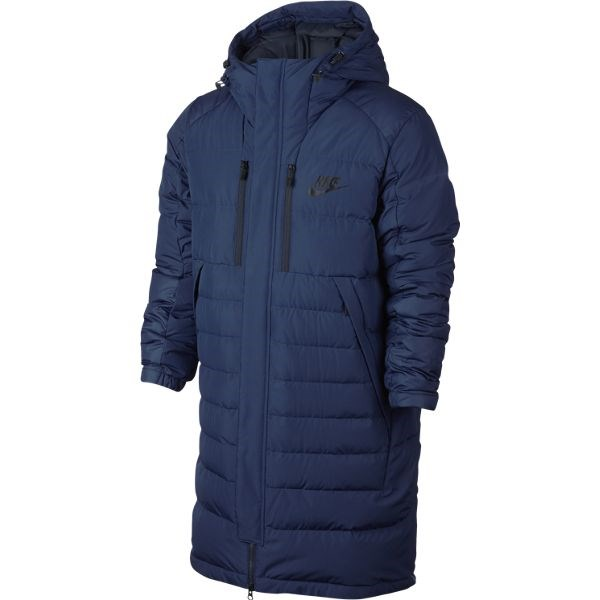 a51fa7f6 Куртка зимняя Nike Sportswear Parka 807393-423 - фото 8224