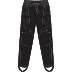 Брюки вратарские Nike Padded Goalie Pant 480050-010 - фото 10028