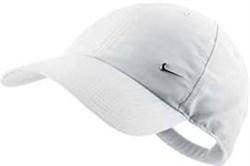 Бейсболка Nike METAL SWOOSH CAP 340225-100 - фото 10039