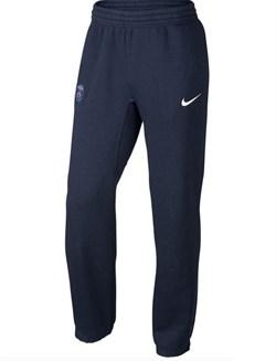 Брюки тренировочные Nike Core Fleece Cuff 694594-410 - фото 10065