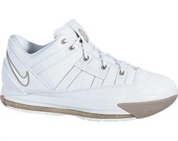 Обувь баскетбольная Nike zoom lebron 3 low 314010-111 - фото 10073