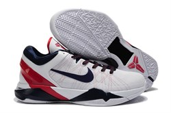 Обувь баскетбольная Nike ZOOM KOBE VII SYSTEM 488371-102 - фото 10080