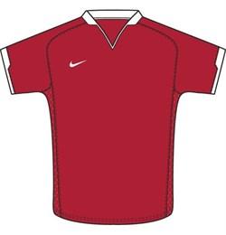 Майка футбольная Nike Herren Sport Trikot DriFit Brasil Touch 269386-648 - фото 10094