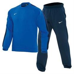 Костюм тренировочный Nike TEAM FLEECE  WARM UP II 264657-463 - фото 10108