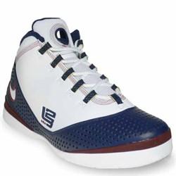 Обувь баскетбольная Nike ZOOM SOLDIER II 318694-111 - фото 10113