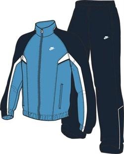 Костюм спортивный Nike WOVEN WARMUP TRACKSUIT 329608-477 - фото 10115