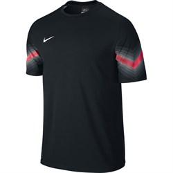 Свитер вратарский Nike Short-Sleeve Goleiro Jersey 588416-010 - фото 10160