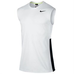 Майка баскетбольная Nike Crossover Sleeveless 641419-100 - фото 10172