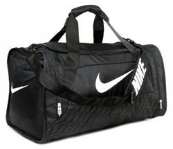 Сумка спортивная Nike BRASILIA 6 MEDIUM DUFFEL  BA4829-001 - фото 10183