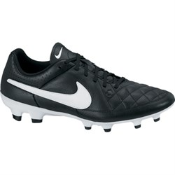Бутсы Nike TIEMPO GENIO LEATHER FG 631282-010 - фото 10211