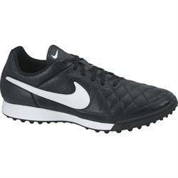Шиповки футбольные Nike TIEMPO GENIO LEATHER TF 631284-010 - фото 10311