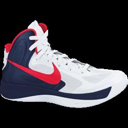 Обувь баскетбольная Nike HYPERFUSE 525022-105 - фото 10333