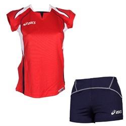 компл волейбольный  (майка+шорты) Asics SET OLYMPIC LADY T211Z1-2650 - фото 10467