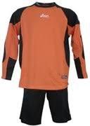 компл вратарский (свитер+шорты) Asics SET SPIDER KEEPER T283Z9-6990 - фото 10531