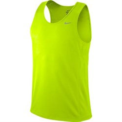 Майка л/атлетическая Nike MILER SINGLET 519694-702 - фото 10549