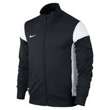 Куртка спортивного костюма Nike ACADEMY 14 SDLN  KNIT JKT 588470-010 - фото 10675