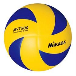 Мяч волейбольный утяжеленный Mikasa  MVT500 - фото 10727
