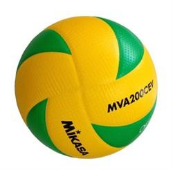 Мяч волейбольный Mikasa  MVA200CEV - фото 10728