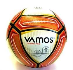 Мяч футбольный Vamos CAMPO PRO BV1053-WCP - фото 10732
