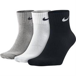 Носки Nike Lightweight Quarter (3PPK) SX4706-901 - фото 10824