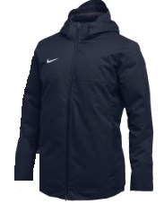 Куртка зимняя Nike Team Down Fill Parka Men's 915036-419 - фото 11016