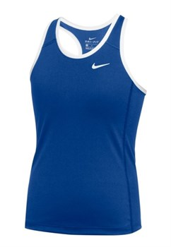 Майка л/атлетическая Nike Power Stock Race Day Tank 835962-494 - фото 11171