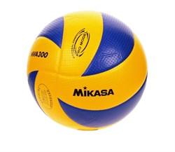 Мяч волейбольный Mikasa  MVA300 - фото 11281
