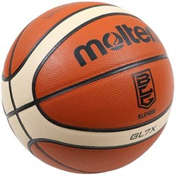 Мяч баскетбольный Molten BGL7X - фото 11282
