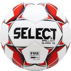 Мяч футбольный Select Brillant Super FIFA TB 810316-003 - фото 11283