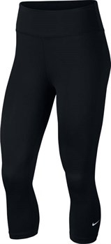 Тайтсы Nike One Tight Cpri BV0003-010 - фото 11299