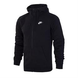 Толстовка Nike Sportswear Hoodie Full Zip 804391-010 - фото 11302