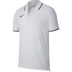 Поло Nike M Polo Club19 SS AJ1502-100 - фото 11330