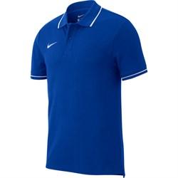 Поло Nike M Polo Club19 SS AJ1502-463 - фото 11331