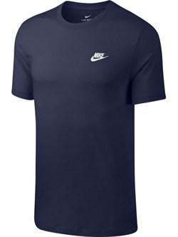 Футболка Nike Club AR4997-410 - фото 11403