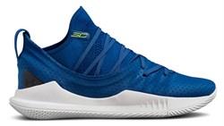Обувь баскетбольная Under Armour Curry 5 3020657-401 - фото 11413