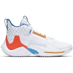 Обувь баскетбольная Nike Jordan Why Not Zero.2 AO6219-100 - фото 11423